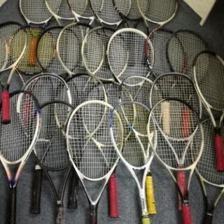 ❪値下げ2中古品❫ テニスラケット多数