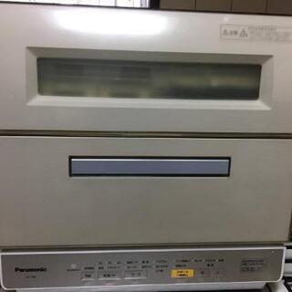食器洗い乾燥機 Panasonic製 取扱説明書有 NP-TR9 ...