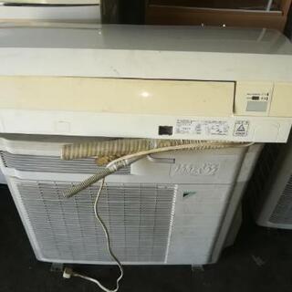 ダイキンエアコン2,2k→6畳~8畳 完動品 しっかり冷えます(...