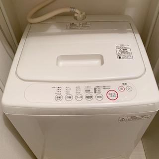 無印良品 全自動洗濯機 2009年製