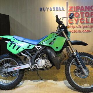 カワサキ KDX125SR DX125A オフロードバイク 19...