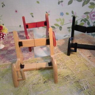 1.500円 沖縄三線専用小型木製台 展示会や棚ずれで微細傷有り