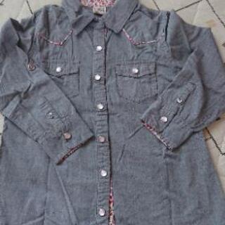 BACKNUMBER KIDS☆2wayシャツ☆110