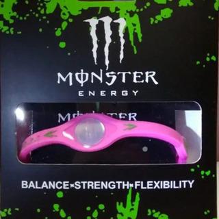 Monsterenergy シリコンリストバンド