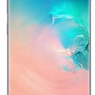 香港版 sim フリー 美品 Galaxy S10+128G