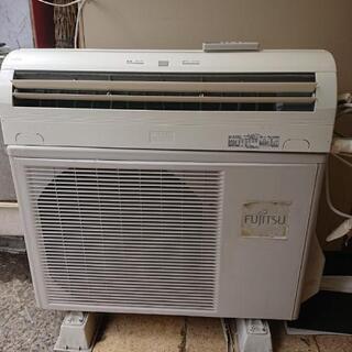 エアコン中古200V単相(値段交渉有り)
