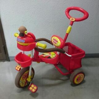[※取引中!]三輪車 アンパンマン