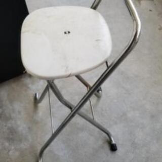 錆びた椅子《ジャンク》((( ;゚Д゚)))ガクガクブルブル