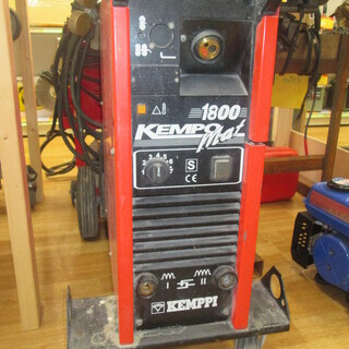 KEMPPI  KENPO 半自動溶接機 MAT1800