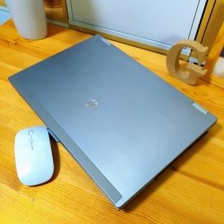 メモリ8Gでcorei5の超高速EliteBook! 美品♪ 高級...