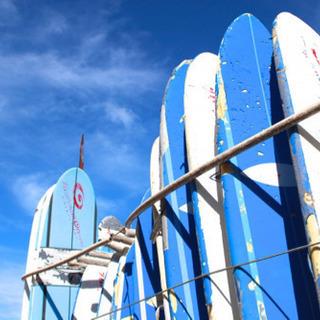 毎週火曜限定◇サーフィン 体験 サーフスクール開催◇オリンピック...