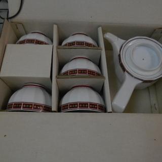 白山陶器 急須茶器セット シルクロード