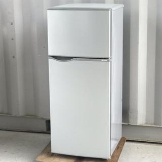 格安で!シャープ  冷蔵庫◇118L◇2017年◇SJ-H12B...