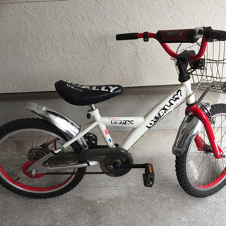 子供用BMXタイプ自転車
