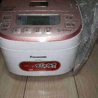パナソニックおどり炊き炊飯器SR-PB10E3(103)