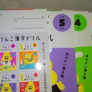 漢字ドリル (うんこドリ)