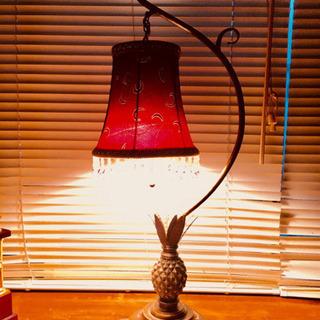 値下げしました!可愛いランプ