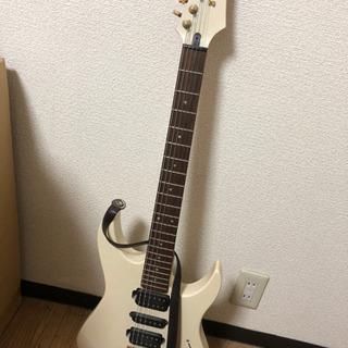 yamahaストラトギター、0円ジャンク