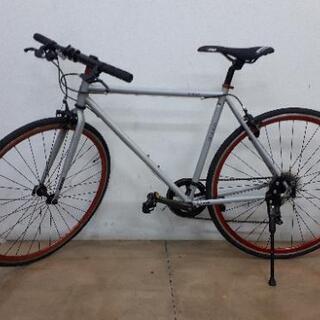 クロスバイク あさひ レユニオン リル 700C 8速 510mm