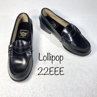 【Lollipop】ロリポップ レディースペニーローファー 22...