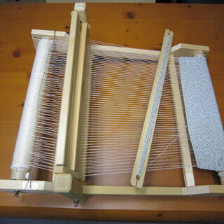 値下げ致しました。   手織り機 フェリシモ