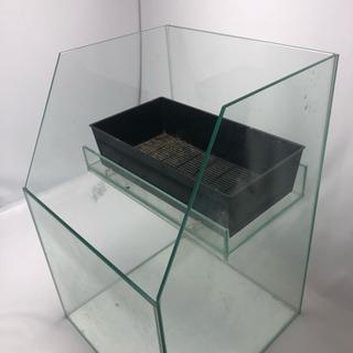 30センチ キューブ 水槽 上面水草飼育可能