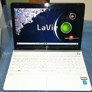 美品 LaVie改78 Core i7 SSD HDD  Win10