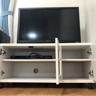 【お譲り先決定】テレビボード