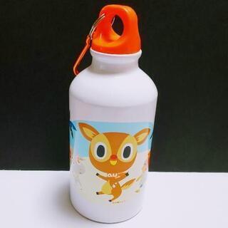 auシカ☆非売品☆ウォーターボトル