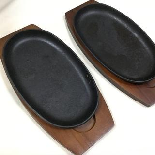 グリル鉄板