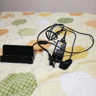 ドコモ タブレット acアダプターF07 充電器