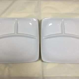 3種盛付けプレート皿