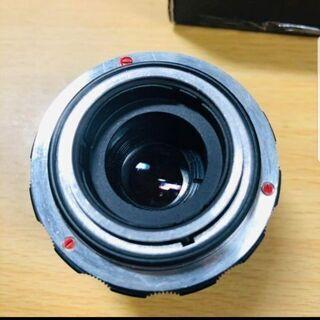 オールドレンズ INDUSTAR-61 L/D 2.8/53 mm