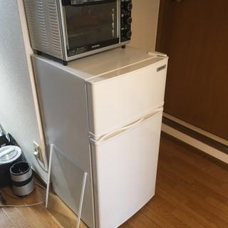 BESTEK 冷蔵庫 冷凍冷蔵庫 直冷式 2ドア 102L 右開...