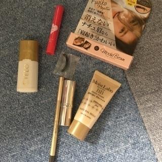 使用済み化粧品