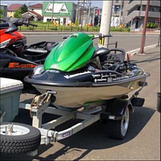 ジェットスキー Kawasaki 15f