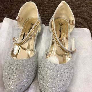 まとめて値引き!【美品】フォーマル靴21センチ【女の子】
