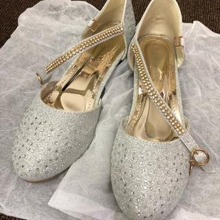 まとめて値引き!【美品】フォーマル靴23.5センチ【使用一回】