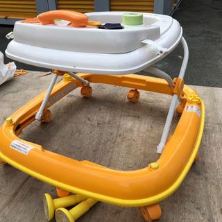 赤ちゃん用歩行器  まだまだ使用可能です!! - 子供用品