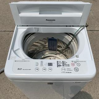 2016年製 Panasonic 洗濯機 5kg