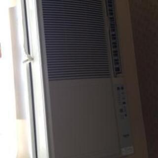 TECO窓用ルームエアコンLK189Z ウインドウクーラー中古...
