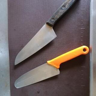 刃物  包丁研ぎます。