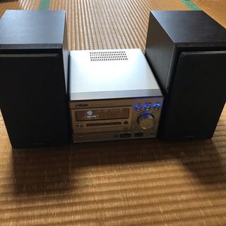 最終値下 美品 victor jvc  コンポ  CD USB ...