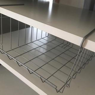 IKEA ラック収納バスケット