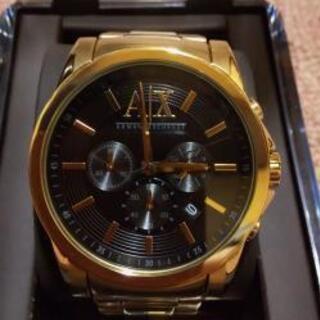 アルマーニ  エクスチェンジ  腕時計