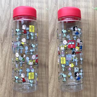 【新品未使用】スヌーピーボトル500ml 郵便局ノベルティ