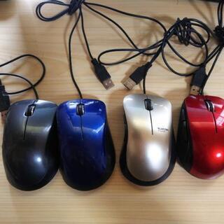 マウス4個  ジャンク品 [6/30まで]