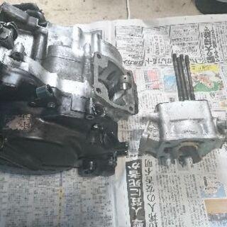 NS-1後期型エンジン 「部品取り」シリンダー(63cc)デイトナ...