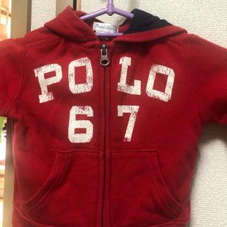 POLO上衣80cm