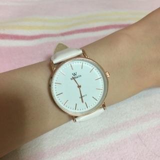 腕時計 ホワイト ¥1000